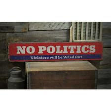 Banderas y política