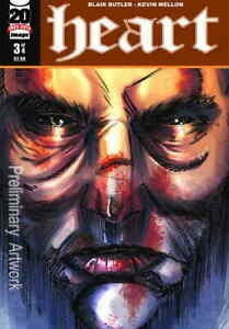 Heart #3 VF/NM; Image | save on shipping - details inside
