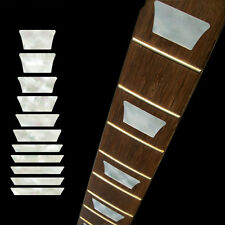 Fret Markers Inlay Sticker Decals Guitar & Bass - Dish Trapez Les Paul - WP