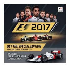 F1 2017 -- Special Edition (Sony PlayStation 4, 2017)