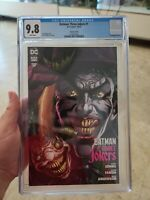 Batman Three Jokers #1 Variant E Cover CGC 9.8  FREE SHIPPING!