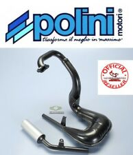 PIAGGIO VESPA PK 50 XL EXHAUST RACING POLINI 200.2055