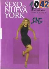 Sexo en Nueva York. Segunda Temporada. Episodios 25 y 26. Disco 13. DVD