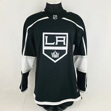 2017-18 Nhl Men's Size 46 Adidas Authentic La Kings Home Climalite Jersey $180