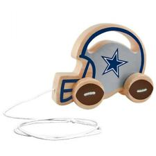 Dallas Cowboys NFL Baby Push & Pull Toy, New In Package