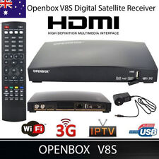 Openbox V8S Digital Full HD FreeSAT Satellite TV Receivers IPTV Set Top Box 3G