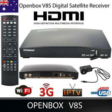 Openbox V8S Smart Digital Full HD 1080P Freesat Satellite TV Receivers Box 3G AU