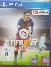 PS4 Spiel FIFA 16