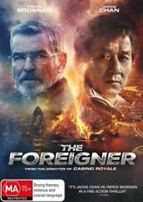 The Foreigner (DVD, 2018) NEW