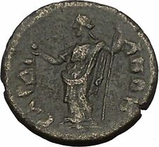 FAUSTINA I wife of ANTONINUS PIUS Sardes Lydia Aphrodite Rare Roman Coin i52342