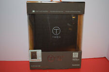 TUMI T-Tech Polycarbonate Snap Case for iPad1 or iPad2 Carbon Fiber Pattern