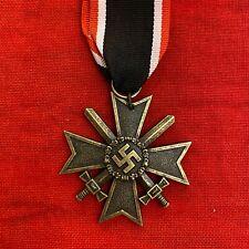 WW2 German Merit Cross with Swords Medal Reproduction