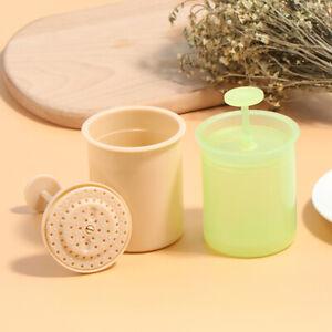 1pc Portable Foam Maker Facial Cleanser Foam Cup Body Wash Bubble Maker Bubb.BI