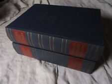 1961 Brockhaus 2 vol Picture Dictionary English-Portuguese Portugues-Ingles