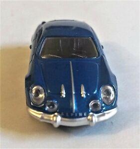 ALPINE RENAULT A110  bleue GENDARMERIE.NOREV. 1/54. Neuf dans sa boite