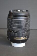 Nikon DX VR AF-S Nikkor 18-140mm 1:3.5-5.6G ED Lens