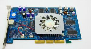 XFX Nvidia GeForce Ti4200 64MB- AGP PC Graphics Card