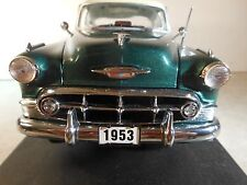 1:18 1953 Chevrolet Bel Air Sun Star green