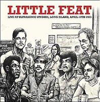 LITTLE FEAT - LIVE AT ULTRASONIC STUDIOS,LONG ISLAND,APRIL 197 2 VINYL LP NEU