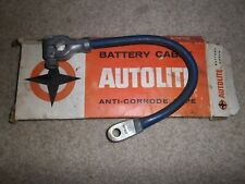 NOS Autolite 1-6121 Battery Cable, Ford, Mercury, Lincoln