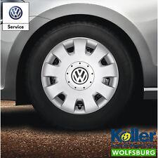 Original Volkswagen Radzierblenden Satz Radblenden Radkappen 15 Zoll Touran Golf