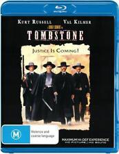 Tombstone  - BLU-RAY - NEW Region Free
