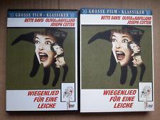 Wiegenlied für eine Leiche (Bette Davis 1964) FOX GROSSE FILMKLASSIKER