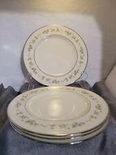 Lenox dinner plates (set of 4)