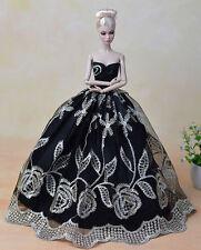 barbie robe  barbie vêtements  barbie robe de soirée
