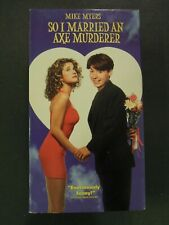 SO I MARRIED AN AXE MURDERER ON VHS J*TCI#R