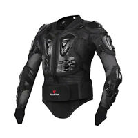 Herobiker Moto Veste complète du corps Armure Spine Chest Protection Gear