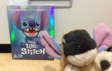 HEROES O RING shiny Blue foil slip cover EDITION LILO & STITCH BLU RAY Disney