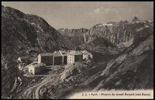 cartolina AOSTA hospice du grand st.bernard (cote suisse)