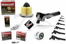Tune Up Kit 2003 Ford Expedition 5.4L V8 Ignition Coil DG508 Spark Plug SP479