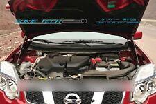 Black Strut Bonnet Shock Hood Damper Kit For Nissan X-Trail SUV T31 Diesel 08-13