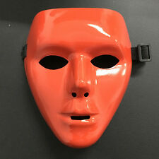 Mask Halloween Full Red Hip-Hop JabbaWockeeZ GHOST DANCE Mask Face Party Mask
