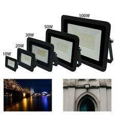 2pcs Floodlights IP68 Waterproof Outdoor Lamp Park Street Square LED Spotlight