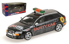 Minichamps Audi RS 6 Avant Safety Car Le Mans 2009 - 1/43 Scale