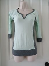 Express XS cotton 3/4 sleeve Free people anthropologie  21 h&m