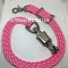 Adjustable Trailer Tie With Panic Snap Custom Colors