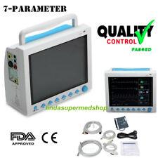 """12.1 """"Monitor paziente con parametri vitali multiparametrico ICU/CCU CE Approved"""