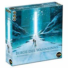 IELLO 514326 Berge des Wahnsinns,Familienspiel