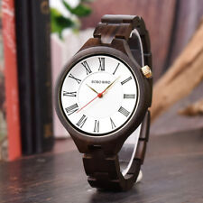 Luxury Women Wood Watch Band New Exquisite Quartz Watches LadiesTimepieces