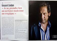 2011: VINCENT LINDON_HELENE GRIMAUD_COLETTE_le film INTOUCHABLES_MARINE LE PEN