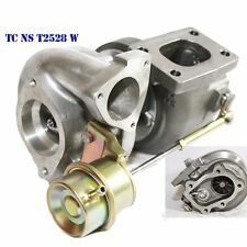 "Oil/Water Cooled Hybrid Turbo T25/T28  2"" Inlet 2Bolt Flange for 240SX SR20 CA18"