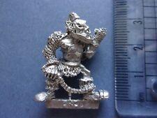 Citadel Games Workshop Orc Man Mangler Crewman Commander Crew 1980s Metal Figure
