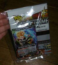 démo Deck 26 cartes dragon ball Z / super pack découverte série 3 - NEUF
