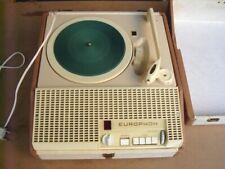 giradischi europhon mod. am61 mangiadischi 33 45 78 vintage record player disque