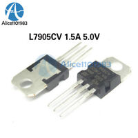 10pcs L7905CV L7905 LM7905 Voltage Regulator IC - 5V 1.5