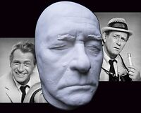 Darren McGavin Christmas Story Leg Lamp Life Mask Bust Kolchak the Night Stalker